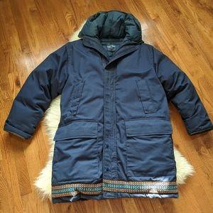 Vintage snow goose Canada goose winter parka coat